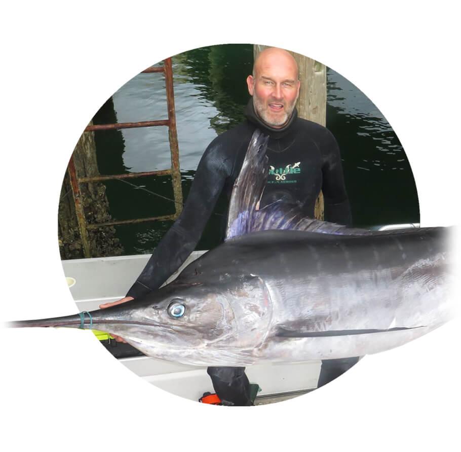 Darren Shields - Wettie NZ   Spearfishing Wetsuits & Dive